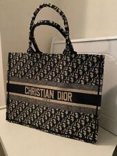 Christian Dior Oblique Mini Tote Bag