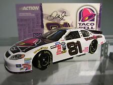 Dale Earnhardt Jr #81 Taco Bell 2004 Action 1/24 Scale NASCAR Diecast