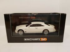 MINICHAMPS 64 Bentley Brooklands / Scale 1:64 / Limited 5040 pcs / NEW
