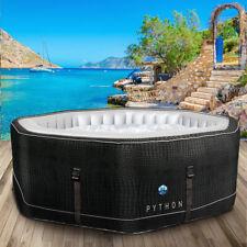Whirlpool Netspa PYTHON 6 Personen In-Outdoor Pool Wellness Massage aufblasbar