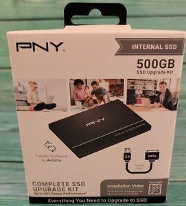 """🔥BRAND NEW ! PNY 500GB 2.5"""" SATA III Internal SSD SSD7CS900 Fast Shipping🔥"""