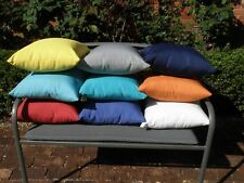Outdoor Plain Colours Coordinate Cushion Covers 9 colours 40cm + green Au Made