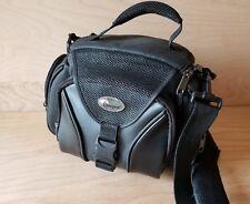 Lowepro TX300 Camera Bag SLR DSLR TLR Black Canvas Mirrorless - VGC