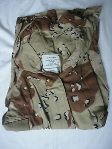 US Cover,Pasgt Vest,Camouflage,6 col., Gr.Small + Medium