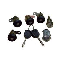 FORD TRANSIT 94-00 JUEGO DE BOMBINES 6x BOMBIN CERRADURA DE ENCENDIDO