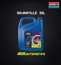 VAUXHALL ASTRA H 1.7 CDTI 2004-06 FS G 5W30 GRANVILLE OIL 5 LTR