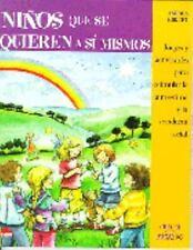 Ninos Que Se Quieren a Si Mismos (Spanish Edition)-ExLibrary