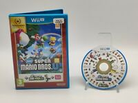 Super Mario Bros U & Super Luigi Bros U. | Nintendo Wii U PAL | VGC