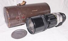 Nikon Nikkor P 300mm f4.5 Telephoto Lens - 1964 - Pre-AI