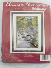 Shillcraft Heirloom Needlepoint LAKELAND 6694 Kit NOS