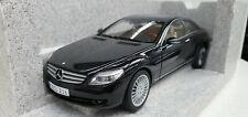 AutoArt Mercedes-Benz CL-Class 1:18 Obsidian Black Metallic B66962339