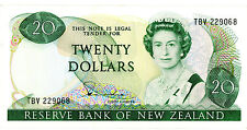 New Zealand ... P-173a … 20 Dollars … ND(1981-85) … *XF*