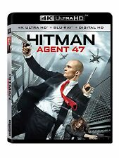 Hitman: Agent 47 4K Ultra HD + Blu Ray Brand New UHD Movie Ships Worldwide