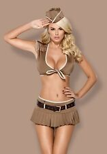 OBSESSIVE / 814-CST-4 / SEXY SOLDIER GIRL OUTFIT / S/M