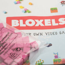 Bloxels Replacement Blocks Pink Sealed