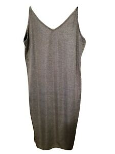 Wet Seal Dress Silver Cocktail L