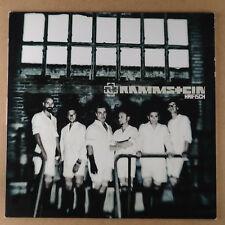 """RAMMSTEIN - Haifisch **LTD blue 12""""-Vinyl**NEW**handnumbered**"""