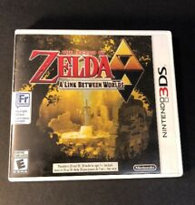 The Legend of Zelda [ A Link Between Worlds / First Print ]  (3DS) USED