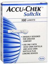 ACCU-CHEK Accu-Check Softclix Lancets 100 Each