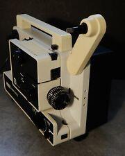 A VOIR!!! PROJECTEUR BI-FORMAT 8&S8 EUMIG 605D + BOITE ET PROTECTION