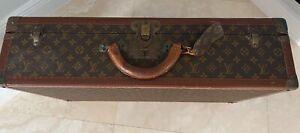 Louis Vuitton Bisten 70 Suitcase Vintage