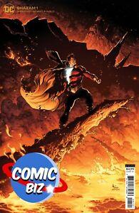 SHAZAM #1 (2021) 1ST PRINTING CARDSTOCK FRANK VARIANT COVER DC COMICS