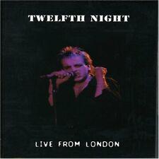 Twelfth Night - Twelfth Night - Live from London [2005] [DVD] [1984] - DVD  EYVG