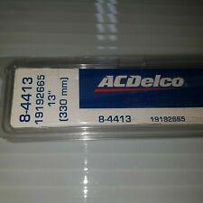 Windshield Wiper Blade-All Season Metal ACDelco Advantage 8-4413