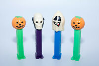 Pez Candy Dispenser Lot | HALLOWEEN | Skull / Ghost / Jack-O'-Lantern | Free S&H
