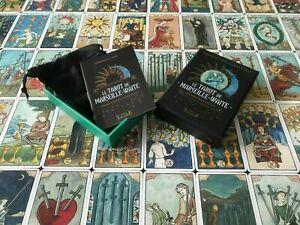 DIVINATION  TAROT RIDER WAITE de emmanuel igé livre + 78 CARTES blister