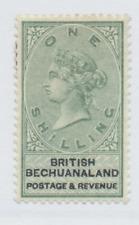 British Bechuanaland Stamp Scott #16, Mint Hinged