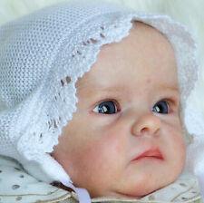 "Bonnie Brown Reborn Baby Doll Kit ~TINK~ @18""@Free Tummy Plate & Body@New"