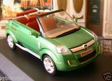 OPEL FROGSTER CABRIOLET CONCEPT CAR 1/43 GREEN NOREV VEHICULE MINIATURE AUTO