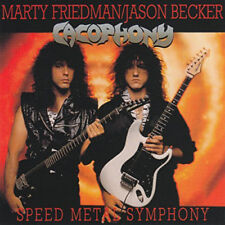 Cacophony : Speed Metal Symphony CD (1987) ***NEW*** FREE Shipping, Save £s