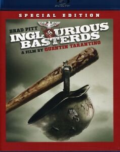 Inglourious Basterds [New Blu-ray] Repackaged, Widescreen
