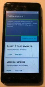 Coolpad Illumina 3310A Sprint Cell Phone Good Parts Repair Crack Stuck in Set Up