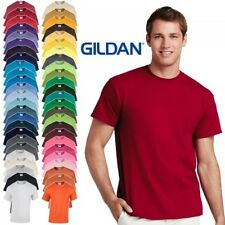 GILDAN HEAVY COTTON T-SHIRTS HEAVYWEIGHT S M L XL XXL 3XL 4XL 5XL SHIRT TSHIRT