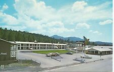 Williams Az Thunderbird Inn Route 66 Postcard 1960