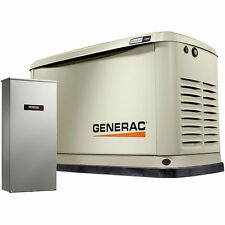 Generac Guardian™ 11kW  Aluminum Standby Generator System (200A Service...