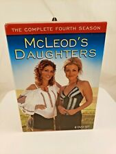 McLeod's Daughters: The Complete Fourth Season (DVD, 8-Disc) 4 tv show series