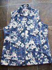 Floral Regular Size Vests for Women