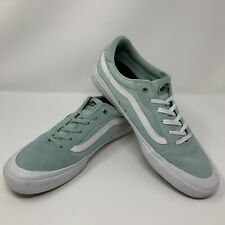 69ff725d2a4 Vans Style 112 Pro Harbor Gray White Men s 13 Skate Shoes VN0A347XOVE