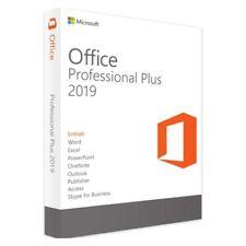 Microsoft®Office 2019 PRO PLUS 32/64 Key Activation 1sec