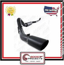 MBRP S6004P Down Pipe Back Single Side Off-Road Exhaust System