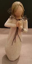 """WILLOW TREE """"Friendship"""" Figurine  - Susan Lordi, Artist, 2004, Mint"""