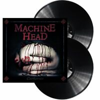 "Machine Head 'Catharsis' Gatefold 2x12"" 180g Black Vinyl - NEW"