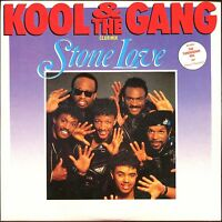 KOOL & THE GANG - STONE LOVE + THROWDOWN MEGAMIX - CARDBOARD SLEEVE CD MAXI