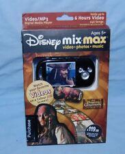 Digital Media Player Disney LCD Screen Mix Max Video Photos Music