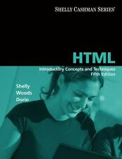 HTML: Introductory Concepts and Techniques (Available Titles Skills Assessment M