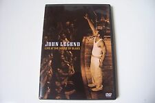JOHN LEGEND - LIVE AT THE HOUSE OF BLUES DVD 2005 Kanye West Snoop Dogg WIE NEU